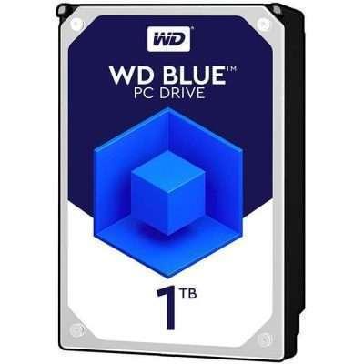 هارددیسک اینترنال وسترن دیجیتال Blue  ظرفیت ۱ ترابایت